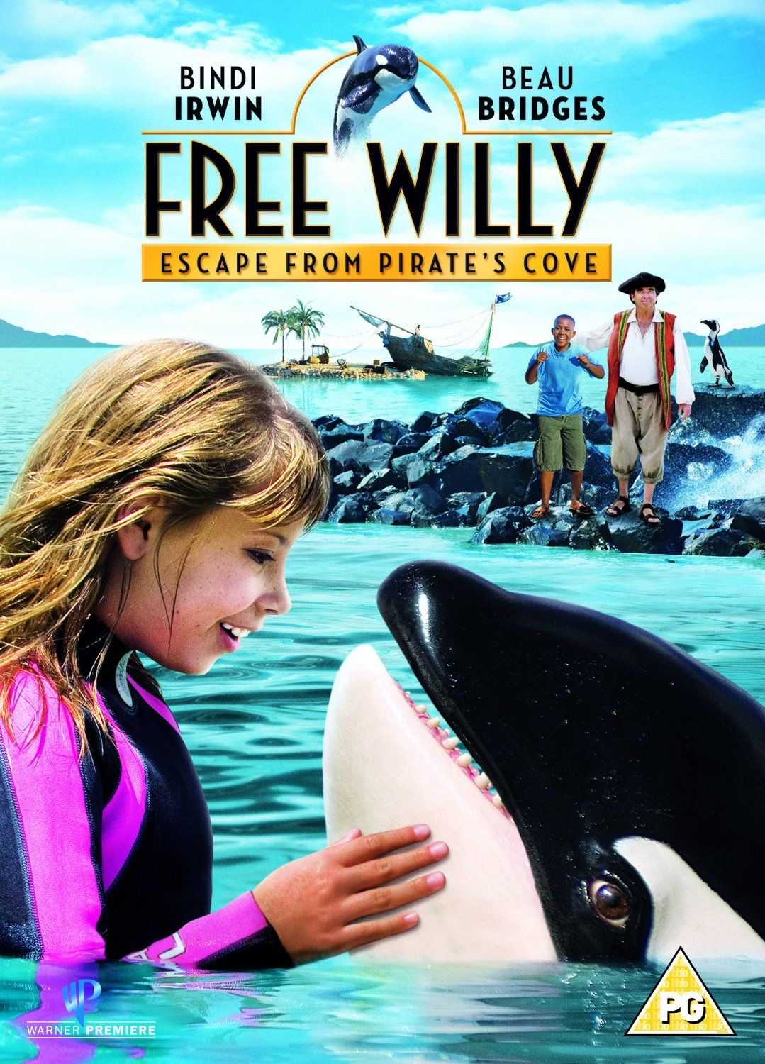 Free Willy 4: Escape from Pirate's Cove (2010)
