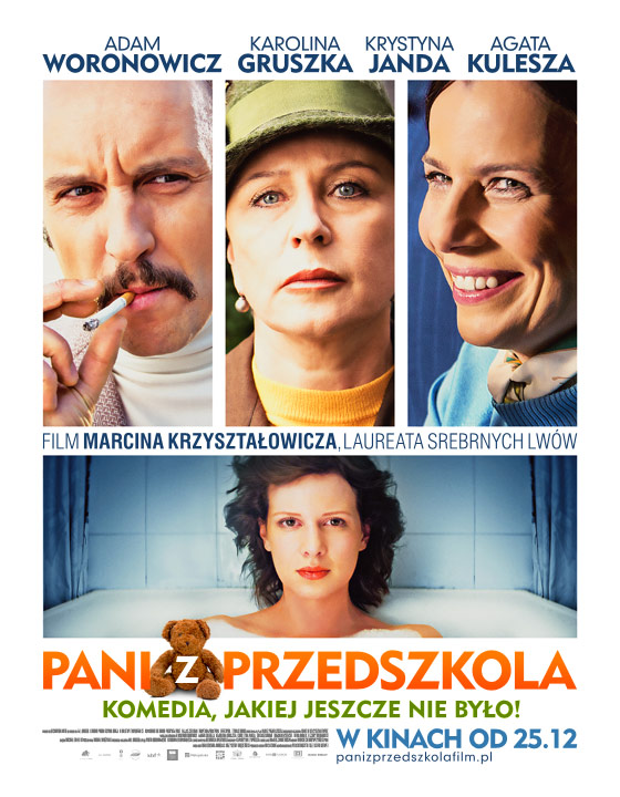 PANI Z PRZEDSZKOLA (2014)