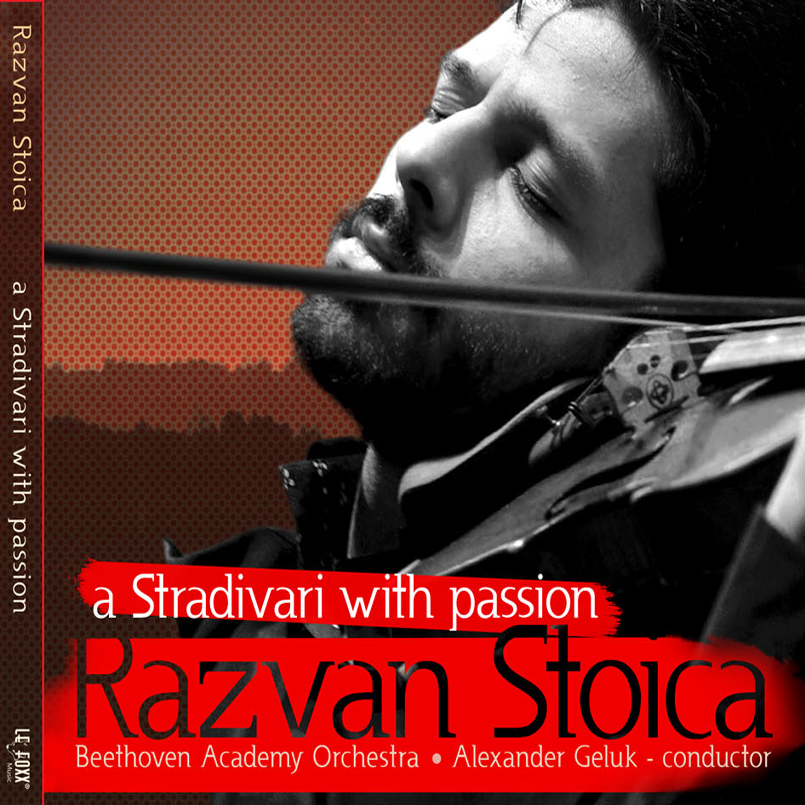 """The Stradivari with Passion"" Beethoven Academy Orchestra, (2010)"