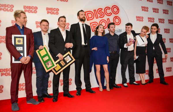 Premiera filmu Disco Polo w Zlotych Tarasach w Warszawie